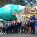 Boeing Everett Facility Tour
