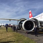Farnborough 2016 Aircraft Tour