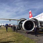 Farnborough 2016 Aircraft Tour