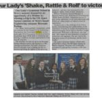 Shake, Rattle & Roll Media Coverage