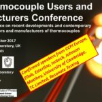 Resonate present at Annual Thermocouple Conference