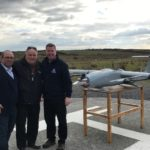 The Nacelle Group attends the launch of new Irish UAV!