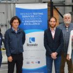 École Polytechnique de Montréal visit Resonate!